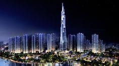 Avance Rascacielos Vincom Landmark 81--462m ---Ciudad Ho Chi Minh --Vietnam