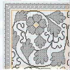 Kanaviçe Yastık Örnekleri (4)