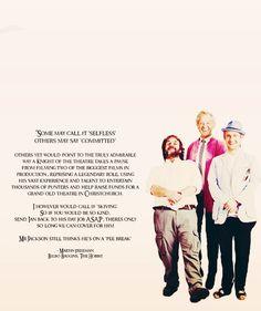 Martin Freeman on Ian McKellan