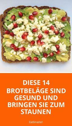 Diese 14 Brotbeläge sind gesund und bringen Sie zum Staunen   eatsmarter.de
