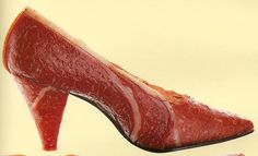 Don't Step on My Red Meat Shoes (Part I) | Twisted Textiles