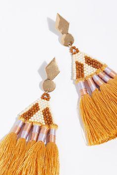 Maricopa Beaded Earrings | Free People