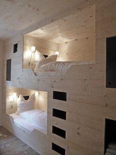 Notre dortoir