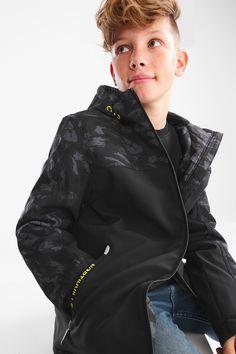 Softshelljack | C&A Sherpa Lined, Vests, Parka, The North Face, Leather Jacket, Blazer, Denim, Coat, Casual