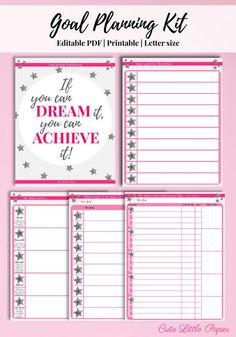 Fashion Costumes For Toddlers Goal Setting Sheet, Smart Goal Setting, Goal Setting Template, Goals Template, List Template, Goals Worksheet, Goal List, Explanation Text, Goals Planner
