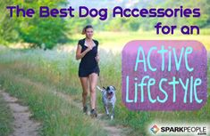 The Best Dog Leashes and Harnesses for an Active Lifestyle - How to pick the right accessory for your dog: Great article reviewing different types of leads you might need whether you are running or cycling with your dog. I especially like the Outward Hounds Hands-free leash as it has a water bottle holder and some pockets for your things.