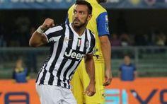 Fabio Quagliarella manda un segnale a Conte e alla Juventus. Video Intervista #juventus #quagliarella #conte #video