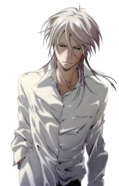 Psycho Pass - Makishima Shougo render by joanah009.deviantart.com on @DeviantArt