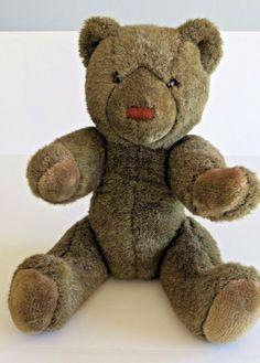 "Large Pink Stuffed Animal Teddy Bearington Baby/'s First Bear 18/"""