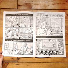 A Measure Of Space - Kristyna Baczynski | Illustration, Comics & Design
