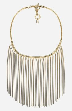 Michael Kors 'Seaside Luxe' Bib Necklace available at #Nordstrom