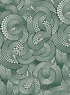 Maharishi snake print by Yehrin Tong via Début Art