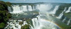 Iguazu Waterfalls - Picture of Argentina's Anglers, Buenos Aires ...