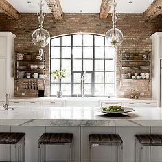 Thompson Custom Homes - kitchens