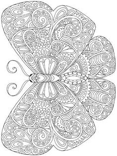 Giclee Print: Beautiful by Hello Angel : Detailed Coloring Pages, Printable Adult Coloring Pages, Cute Coloring Pages, Flower Coloring Pages, Mandala Coloring Pages, Animal Coloring Pages, Coloring Pages To Print, Coloring Books, Pattern Coloring Pages