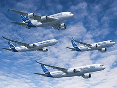 Airbus en aout : 144 commandes, 61 livraisons