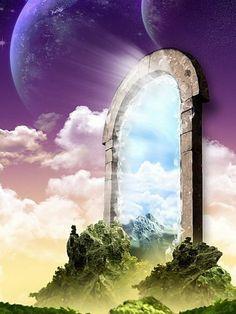 ♂ Dream imagination surrealism The portal