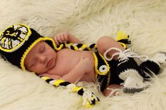 Boston Bruins Baby! Mason Joseph #babyphotography #newborn