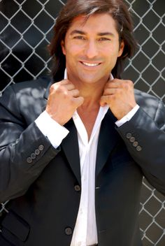 Jay Tavare- Native American Indian actor