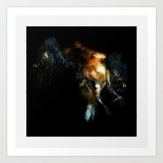 Paradise Lost Art Print by Eric Hynynen - $35.00