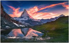 15 incredible places worth visiting at least once in your life Zermatt, Switzerland Wallpaper, Beautiful World, Beautiful Places, Amazing Places, Places Worth Visiting, Pamukkale, Prague, Venice