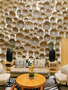 Now this is a basket wall