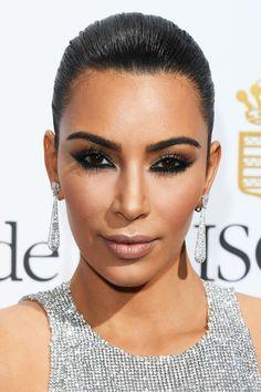 Kim Kardashian's Sexiest Makeup Looks