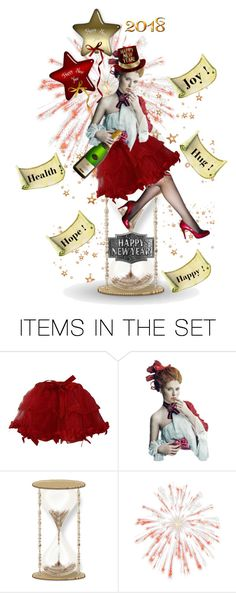 """""""Happy New Year my friends !! ❤"""" by riagr ❤ liked on Polyvore featuring art and vintage"""