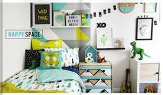 colorful kids room (Adore Magazin)