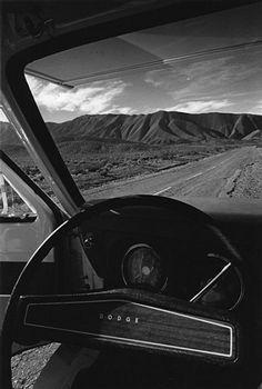 Jeanloup Sieff,Vallée de la mort, Californie, 1977