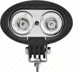 """C3PO"" Work, Spot, Flood Light LED 20W  Operating Voltage: 10-30V DC  Waterproof rating: IP 67  2pcs*10w high intensity CREE LEDs  Luminous Flux 1700lm  Size 140X50X80mm  Color Temperature: 6000K  Material: Die cast aluminum housing  Lens material: PC  Mounting Bracket: Stainless Steel  Optional Beam: 60 or 30 degree  Expected Life 30000+ hours  Certificates: CE RoHs"