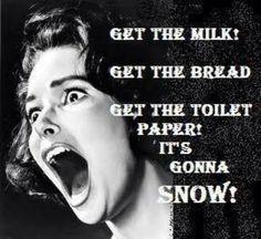 ...It's gonna snow!