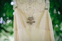Pale Blue and Pretty Maids and an Elegant Jenny Packham 'Damask' Bride… Jenny Packham Wedding Dresses, Jenny Packham Bridal, Afternoon Wedding, Dresses Uk, Wedding Blog, Farm Wedding, I Dress, Damask, Wedding Inspiration