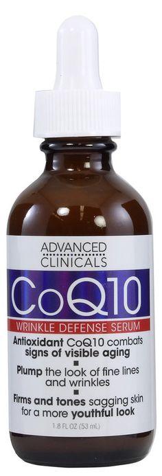 CoQ10 Wrinke Defense Serum