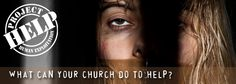 Project Help is an initiative encouraging churches to take a stand against human exploitation. Join the stand!