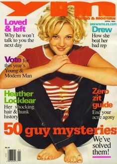 I had this issue! This was my first magazine subscription. -N