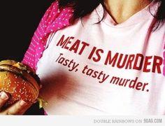 You serial killer you.
