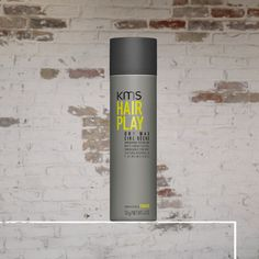 Want to create a perfectly undone finish? Use KMS HAIRSTAY Dry Wax, a lightweight wax for definition – gives flexible hold with dimensional texture. #kmshair #stylematters