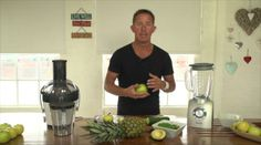 VIDEOS & RECIPES ~ Turbo Charge with a Kick by Jason Vale