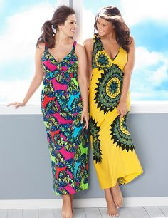 LOVE THE YELLOW ONE!!!!!!!!!!  All Dresses & Skirts for Plus Size Women | Lane Bryant