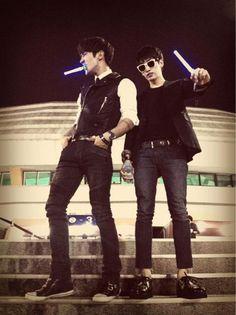 Siwon + Eunhyuk