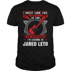 I Love Crazy JARED LETO Fan Christmast Shirts & Tees