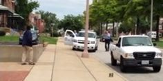 """St. Louis Police Release Video Of Kajieme Powell Killing That Appears At Odds With Their Story"" http://www.huffingtonpost.com/2014/08/20/kajieme-powell-shooting_n_5696546.html"