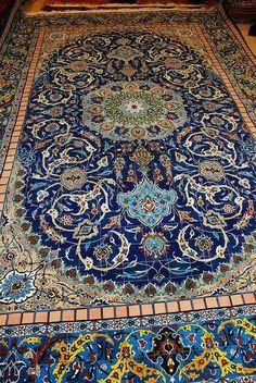 Extraordinary tile floor