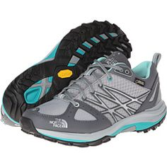 Hiking Shoes - The North Face, Ultra Fastpack GTX (waterproof version)