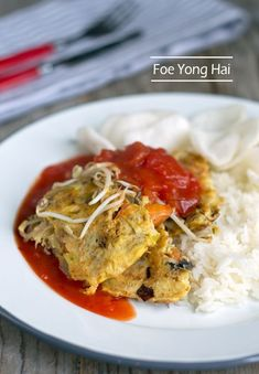 Nasi Goreng, Asian Recipes, Ethnic Recipes, Indonesian Food, Cookbook Recipes, Thai Red Curry, Mexican, Meat, Chicken
