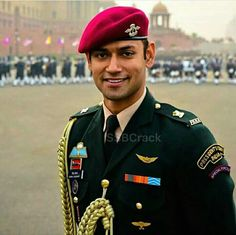 NDA stand by (National Defence Academy) is the primary aim of each younger armed forces aspirant. Military Love, Army Love, Army Uniform, Men In Uniform, Army Couple Pictures, National Defence Academy, Indian Army Quotes, Indian Army Special Forces, Indian Army Wallpapers
