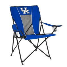 Kentucky Game Time Chair, Blue