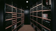 Wine Storage Solutions Specialise in Wine Coolers, Wine Fridges, Wine Display Cabinets & Wine Cellars. Wine Cellar Racks, Wine Cellars, Stackable Wine Racks, Wine Rack Storage, Wine House, Wine Display, Italian Wine, Wine And Beer, Decoration