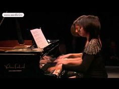 Khatia Buniatishvili, Yuja Wang - Brahms, Hungarian Dance No. 1 - YouTube